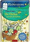 Die Olchis auf dem Schulfest: Mit 16 Seiten Leserätseln und -spielen (Büchersterne)