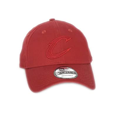 Gorra New Era - 9Forty Nba Cleveland Cavaliers Lic1073 granate ...
