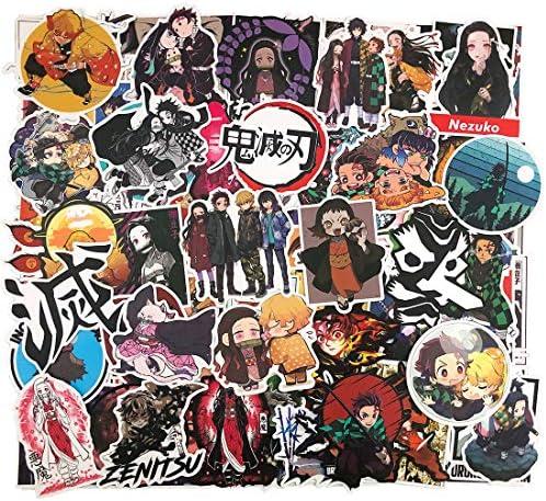 "Zero Am I Demon Skateboard Sticker 6/"""