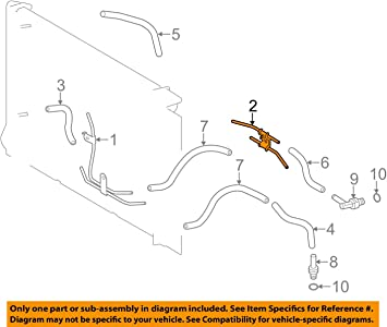 toyota 1 8 diagram amazon com toyota 32907 02050 oil cooler automotive  toyota 32907 02050 oil cooler