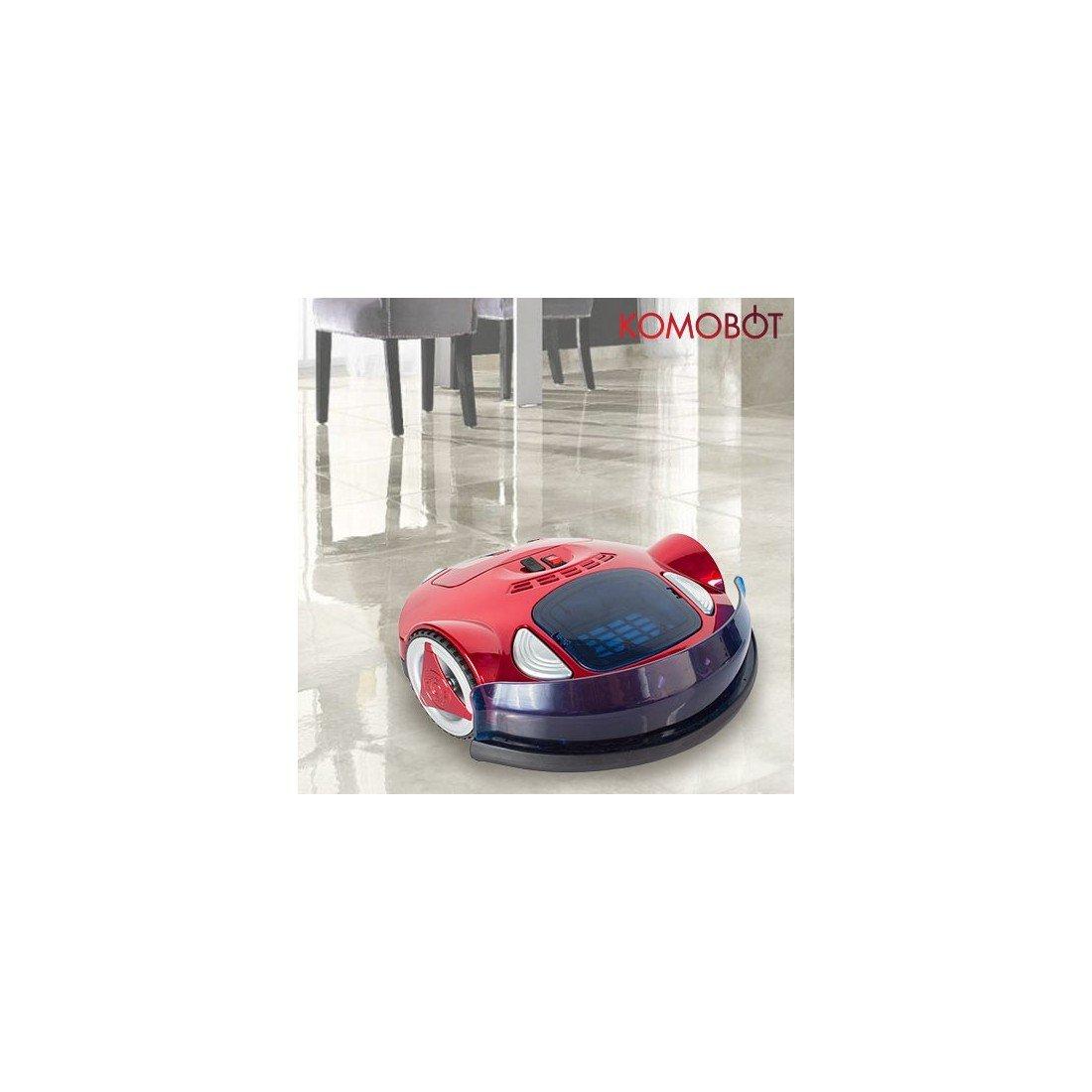 Omnidomo-KomoBot-Robot Aspirador Inteligente, 25 W, Batería de Alta Capacidad, Depósito de 140 ml, Autonomía 30 min: Amazon.es: Hogar