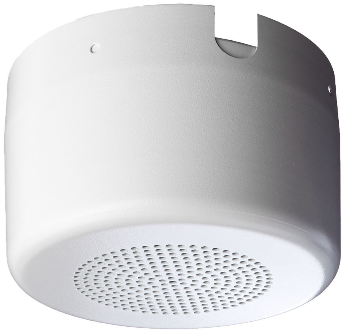 Valcom V-9010-W One Way Amplified Surface Mount Vandal Resistant Speaker, White