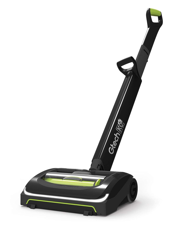 Gtech AirRam MK2 K9 Pet Vacuum Cleaner, 0.4 L, 140 W, Black/Green