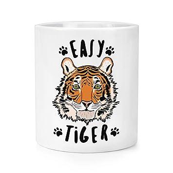 Gift base easy tiger makeup brush pencil pot amazon office gift base easy tiger makeup brush pencil pot publicscrutiny Images