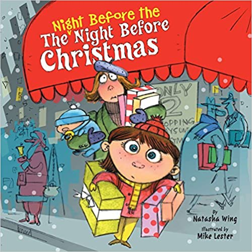 The Night Before the Night Before Christmas Book Cover