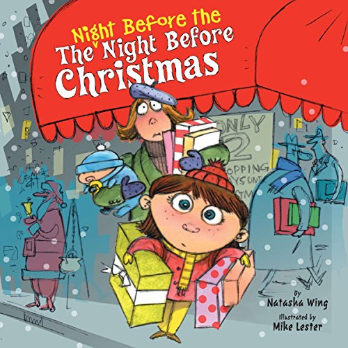 The Night Before the Night Before Christmas ()