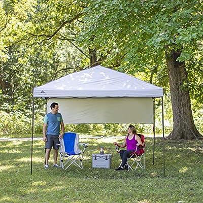 Canopy Ozark Trail 8' x 10' Parking Spot Instant Tailgate : Garden & Outdoor
