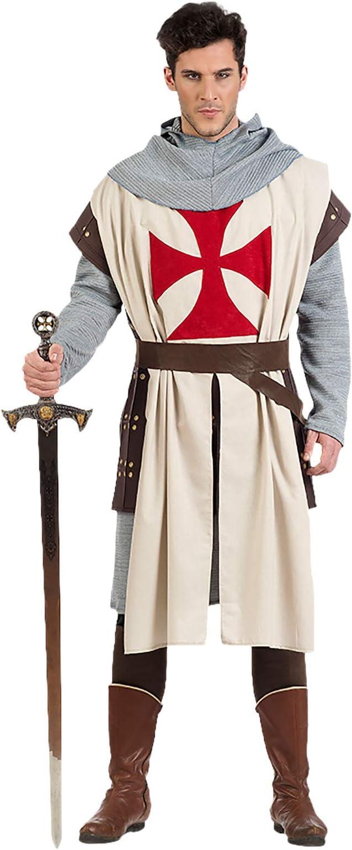 Limit Sport- Caballero Medieval Templario, Multicolor, M (MA965 ...