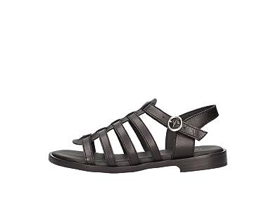 Frau 85l6 Sandale Femme noir noir - Chaussures Sandale Femme