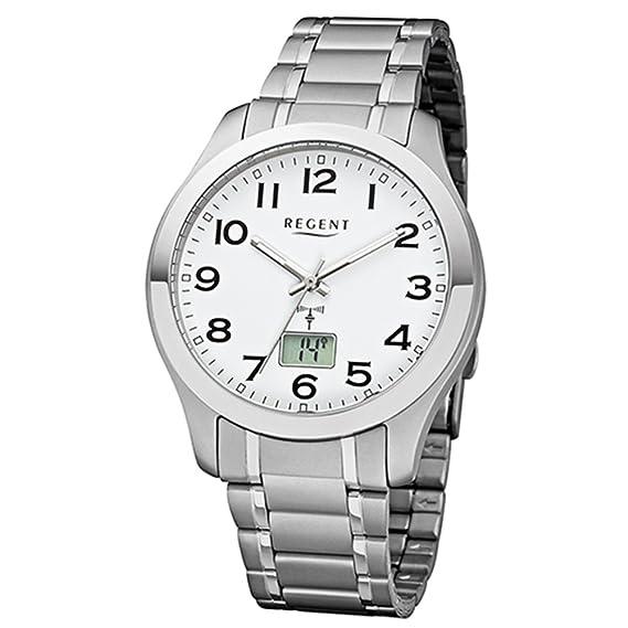 Señor Radio Reloj 39 mm Regent Titan fr de 221