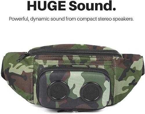 The 1 Fannypack Wireless Bluetooth Speaker