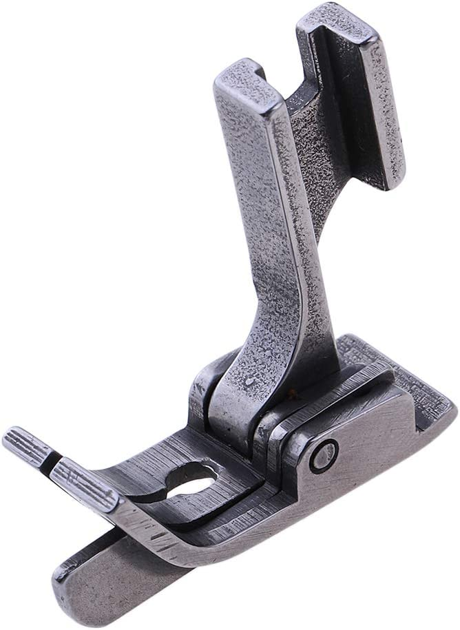 Industrial Sewing Hinged Presser Foot for Single Needle Machine Universal 1//2