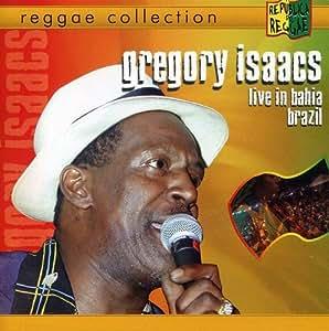 Gregory Isaac Republica Do Reggae Ao Vivo Amazon Com