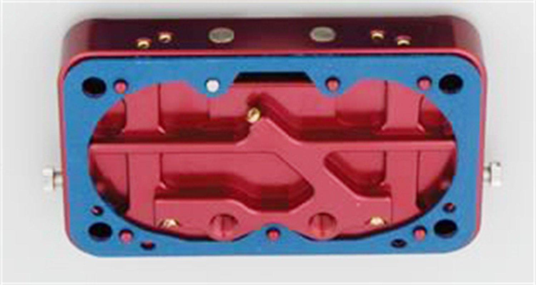 Quick Fuel Technology 34-77 Adjustable 3-Circuit Billet Metering Block