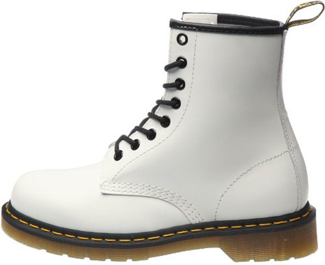 Dr. Martens Men's 1460 Classic Boot B00120QKL0 11UK 46 / 12 US Mens, 46 11UK EU|White Smooth Leather 7169b2
