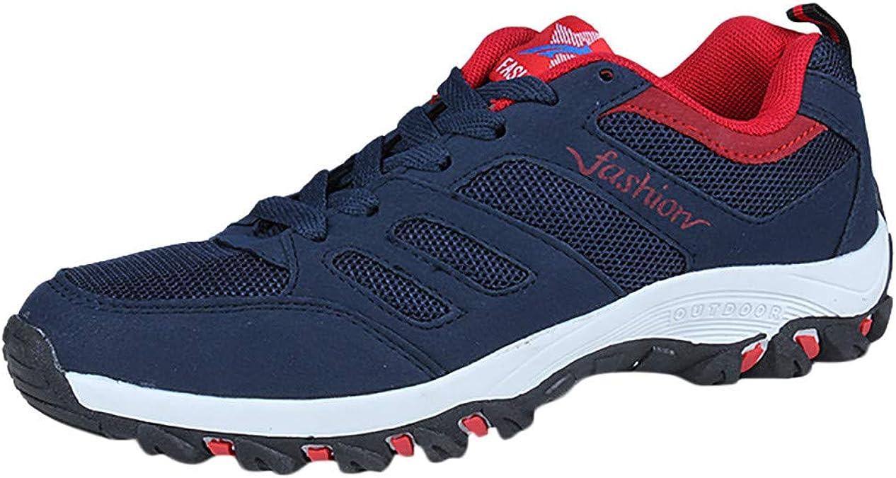 Elecenty Moda Zapatillas Casual para Hombre Primavera Fitness ...