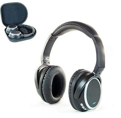 f9b3bf29628 Amazon.com: Miccus [Premium] TV Wireless Headphones Over Ear, Listen ...
