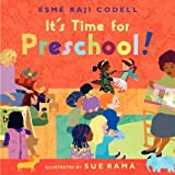 It's Time for Preschool!, Esmé Raji Codell, 0061455199