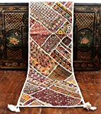 72''L Table Runner, Embroidery