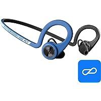 Plantronics Backbeat Fit Training Edition Wireless Headphones (Blue) - Certified Refurbished
