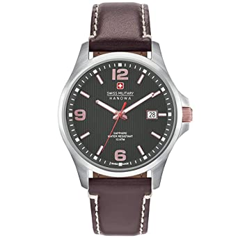 Swiss military hanowa - Reloj de Caballero 06-4277.04.009.09: Amazon.es: Relojes