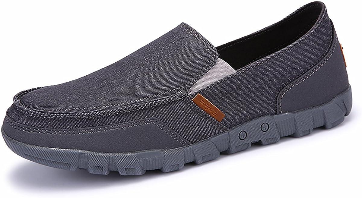 Slip on Shoes for Men Canvas Comfort
