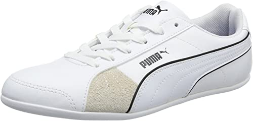 PUMA Damen Myndy WN's Sneaker, Weiß (White Black 04), 42.5