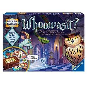 Whoowasit? Award-Winning Board Game Electronics - 61 WeCVTQPL - Whoowasit? Award-Winning Board Game Electronics