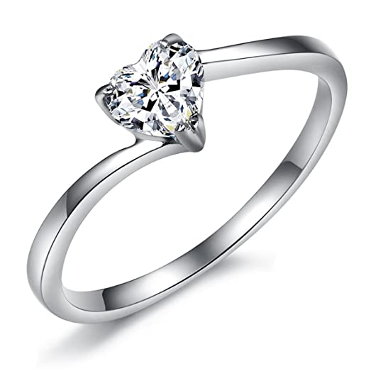 Trauringe mit herz diamant