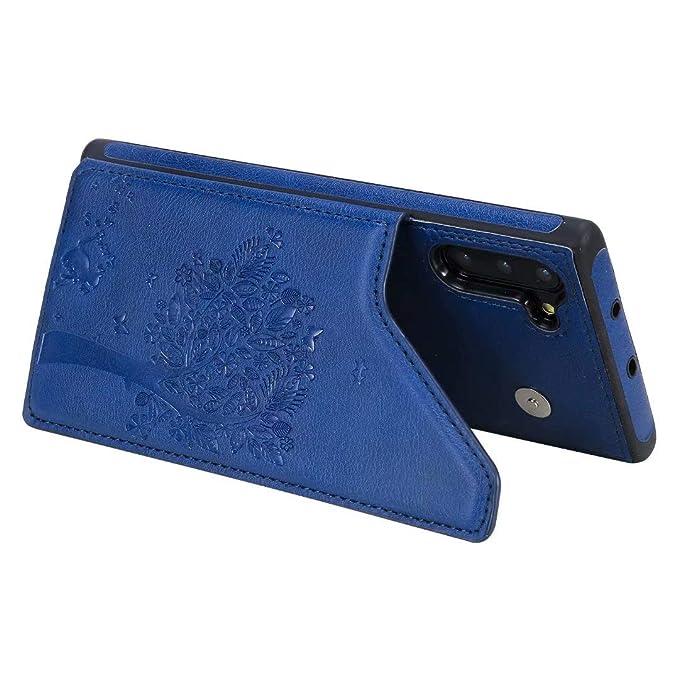 Amazon.com: Damondy - Funda para Samsung Note 10 (piel ...
