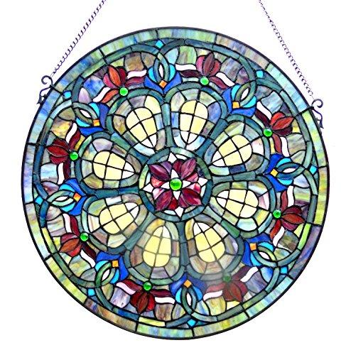 (Chloe Lighting Glass Window Panel, One Size,)