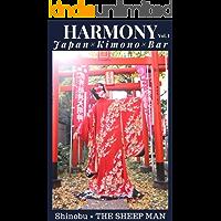 HARMONY vol. I : Japan × Kimono × Bar book cover