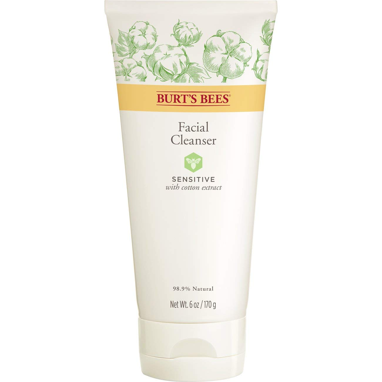 Burts Bees Face Cleanser for Sensitive Skin