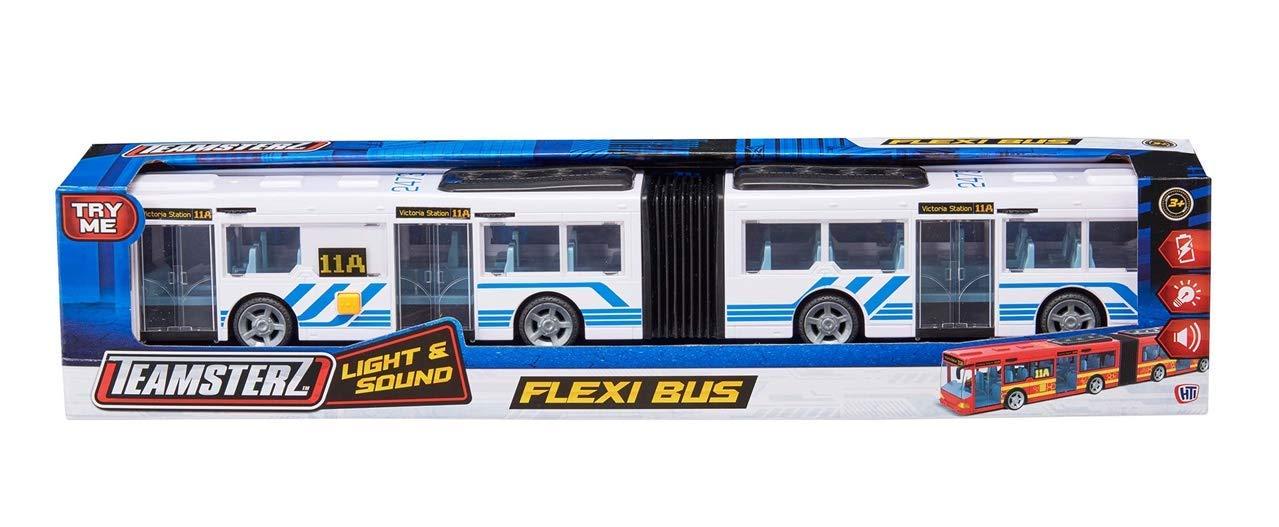 Teamsterz Sesli Ve Işıklı Otobüs 65661 Amazoncomtr Internet Oyuncak