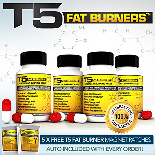 X4 T5 FAT BURNERS PILLS WORLDS STRONGEST 100% LEGAL SLIMMING /DIET / WEIGHT LOSS by Weight Loss Supplements