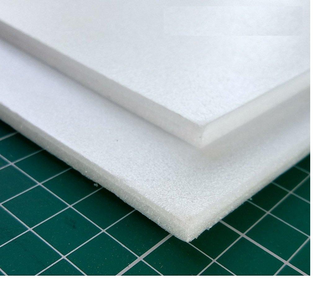 Vortex-RC 5mm Biofoam Depron Extruded Polystyrene Foam Sheets 30 ...