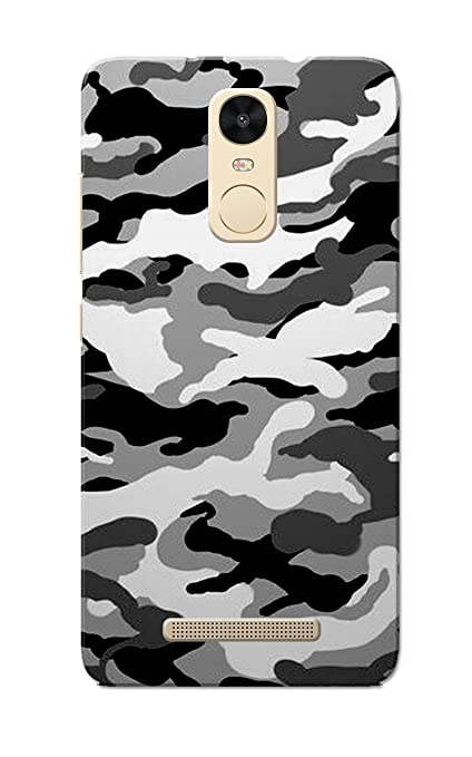 26e86d259e Caseria Military Army Grey Black Slim Fit Hard Case: Amazon.in: Electronics