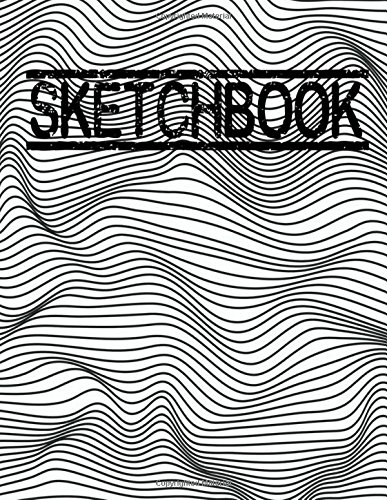 Sketchbook: 108 Blank Pages, Extra large (8.5 x 11) White paper, Sketch, Draw, Doodle, Paint pdf epub