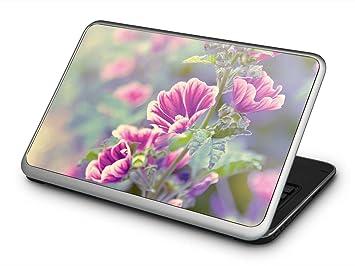 DELL XPS 12 | Laptop funda de Carcasa de pantalla Pegatinas Ordenador Portatil Pegatinas se complementa con protector de pantalla, diseño de diseño Spring: ...