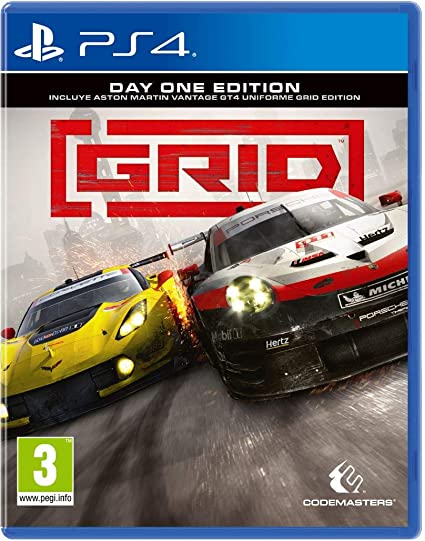 Grid Day One Edition PS4: Amazon.es: Videojuegos