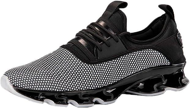 LuckyGirls Calzado Deportivo Malla Zapatillas de Correr Running Jogger Bambas de Hombre: Amazon.es: Deportes y aire libre