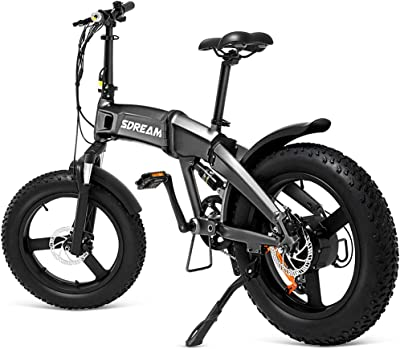 SDU SDREAM X750S Folding Electric Mountain Bike