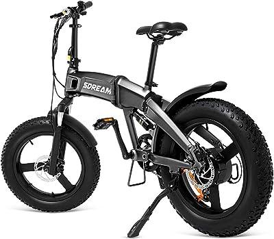 SDU SDREAM X750S Folding Electric Mountain Bike