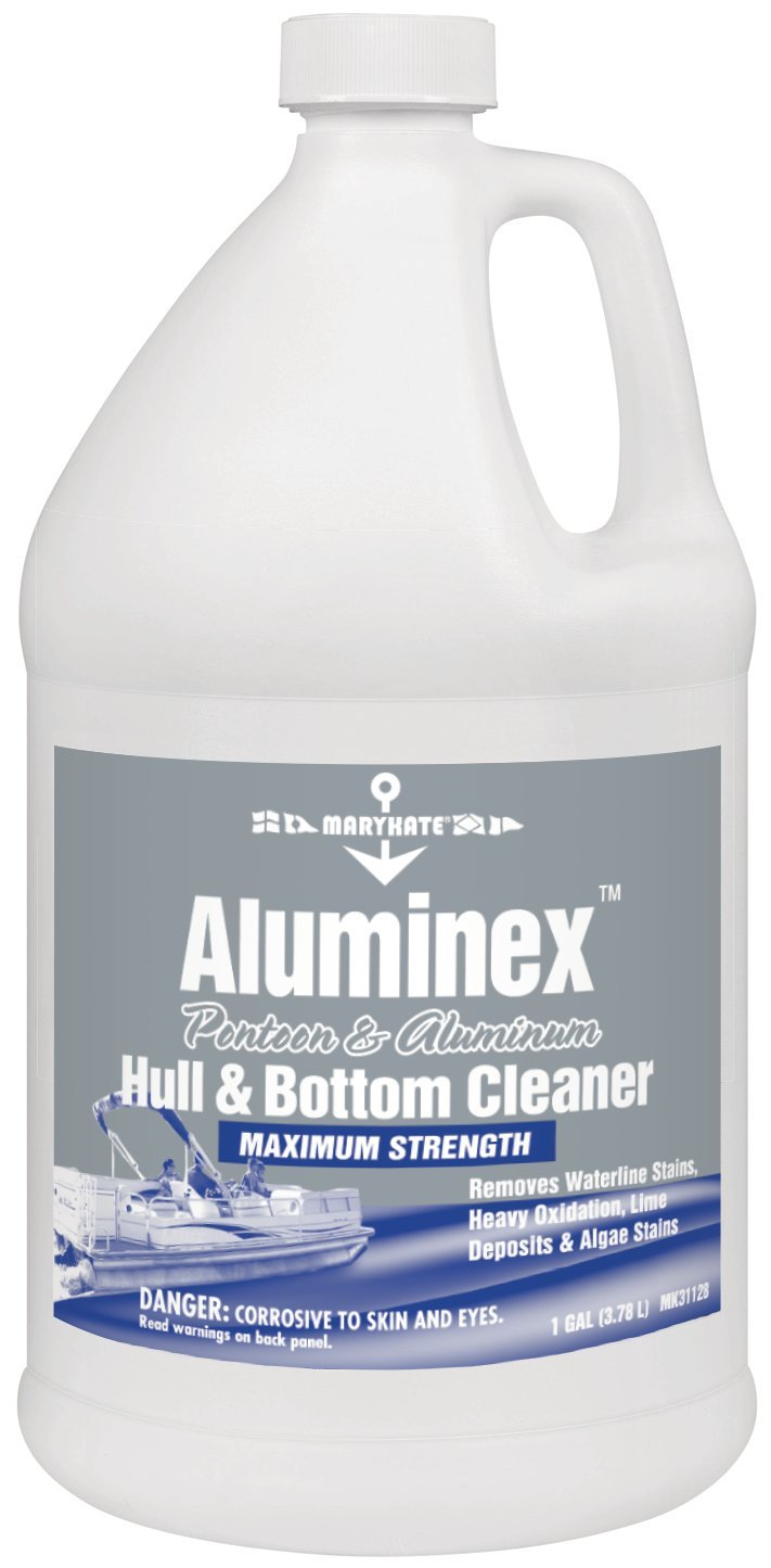 MaryKate Aluminex- 1 Gallon Pontoon and Hull Cleaner