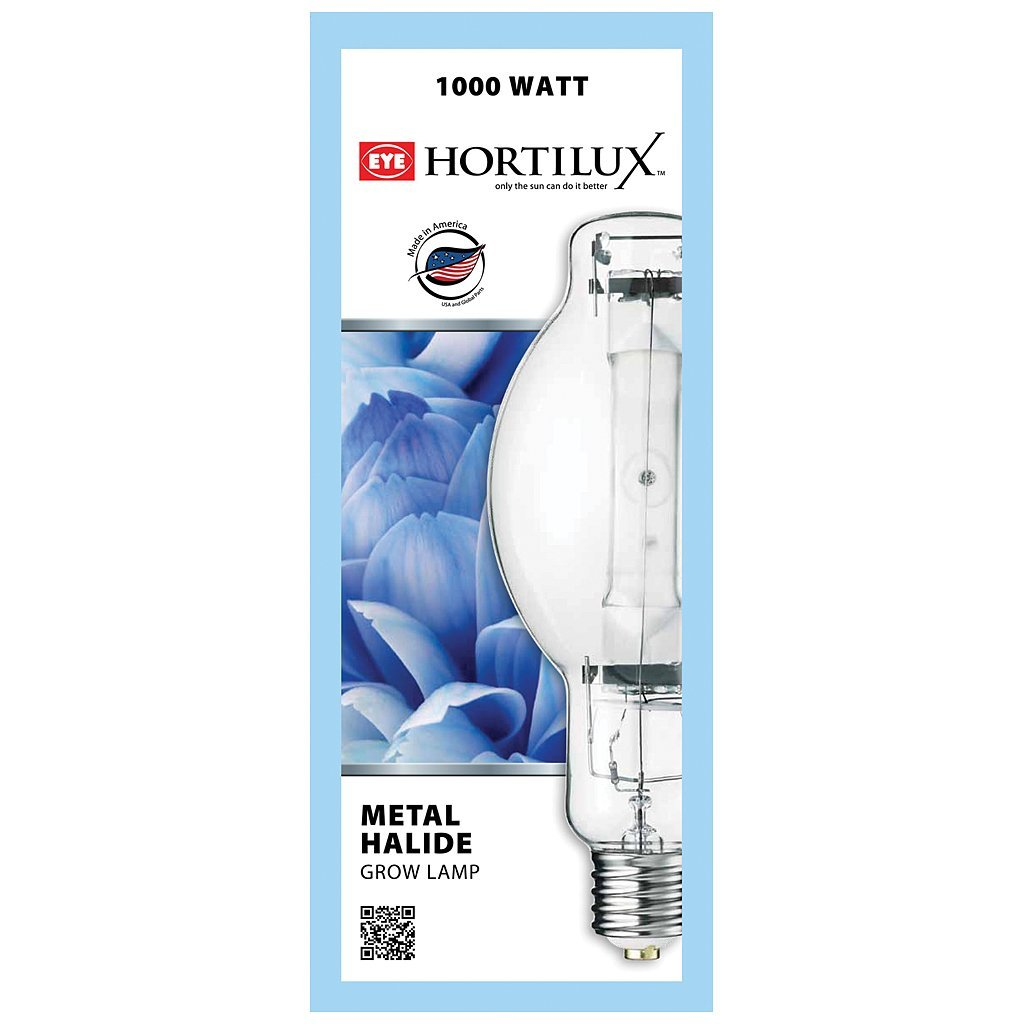 Hortilux Universal Eye Metal Halide Bulb, 1000W