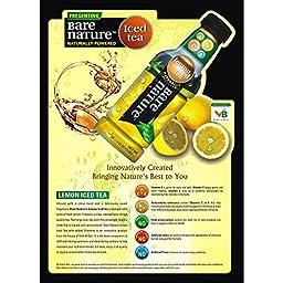 Bare Nature Lemon Vitamin Iced Tea (20 oz., 12 ct.)