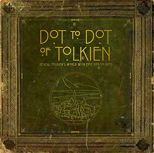 Dot-to-Dot of Tolkien: Reveal 45 iconic characters and scenes from the Undying Lands and beyond