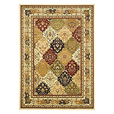 Safavieh Lyndhurst Collection LNH221A Multicolor Area Runner