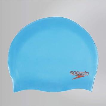 Bonnet de Bain Speedo Bonnet Moulded Silicone Junior Mixte