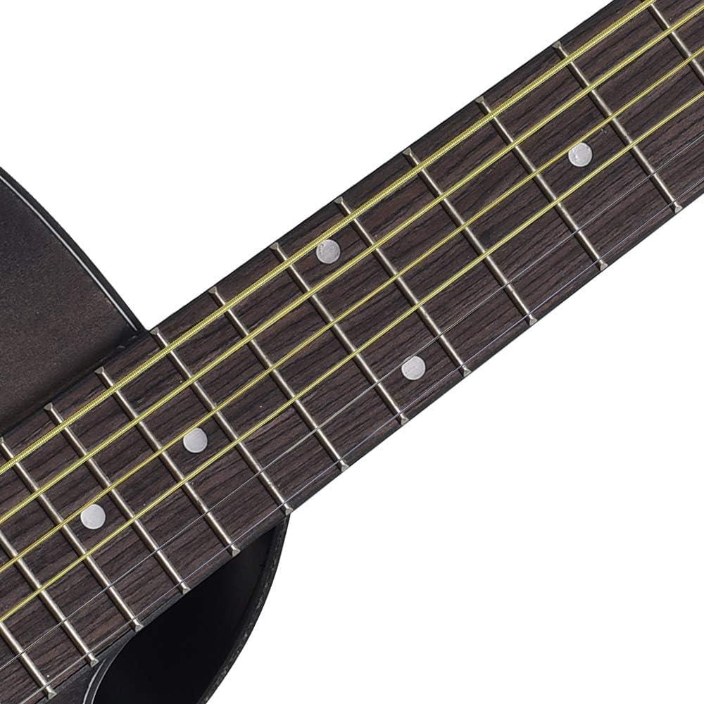 CODIRATO 3 Juegos Cuerdas de Guitarra Acústica, Reemplazo de ...